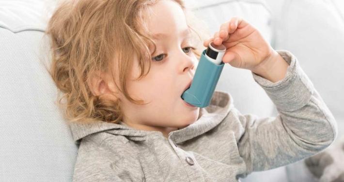Asma allergica bambini